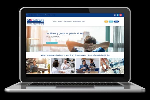 Austbrokers-SPT-Insurance-Brokers-Website-Design-Toowoomba